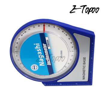 100mm Inclinomete Matlankis Tilt Lygio Matuoklis Kampo Ieškiklis Clinometer su magnetic base