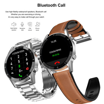 DTS92 Smart Watch Vyrų IP68 Vandeniui